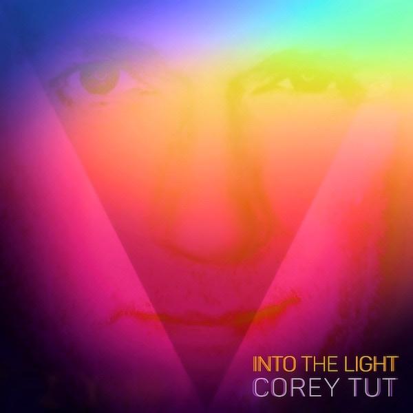 "Corey TuT's new album ""Into The Light"""
