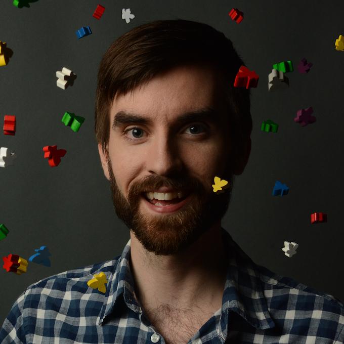 David Van Drunen - Board Game Designer
