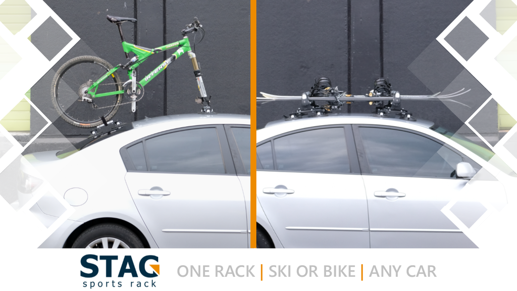 STAG Rack | Ski or Bike with Any Car project video thumbnail
