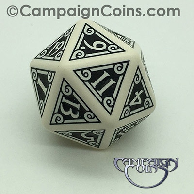 D20 made by Q-Workshop