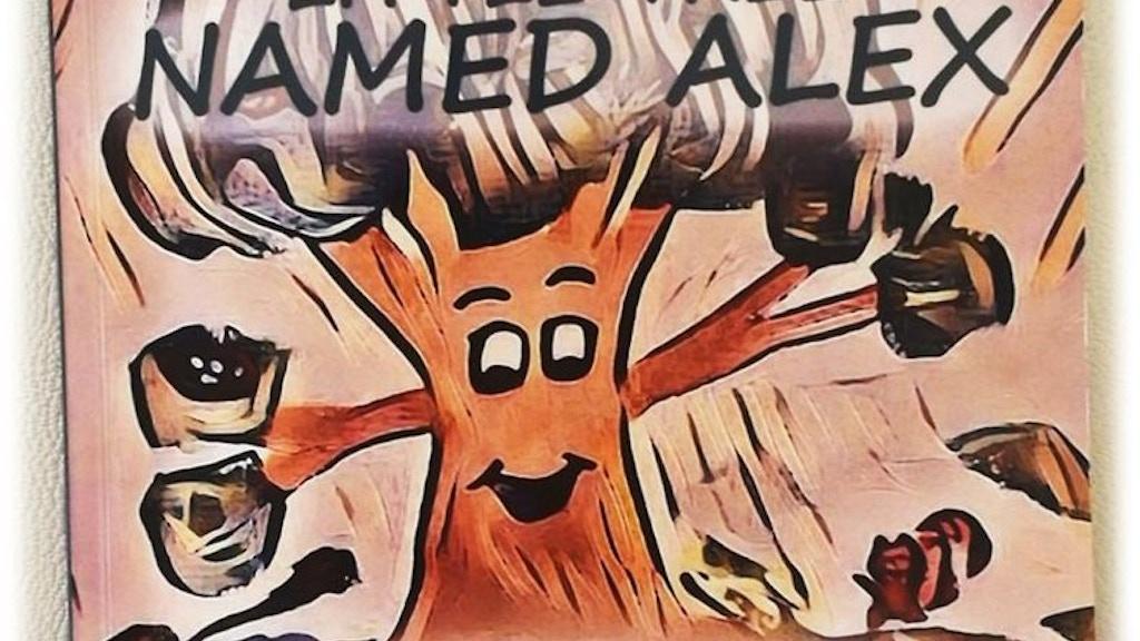 """A brave little tree named Alex"" APRENDER A PEDIR AYUDA project video thumbnail"