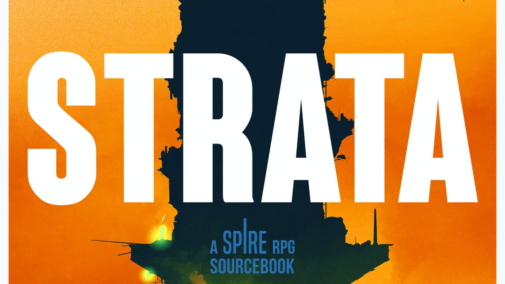 Strata: a Spire RPG sourcebook project video thumbnail