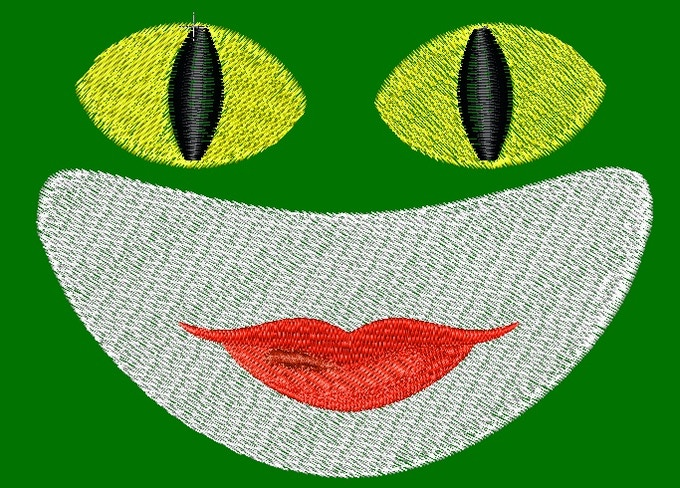 Nott the Brave's inspired design will be stitched on green fabric with a gold lining.