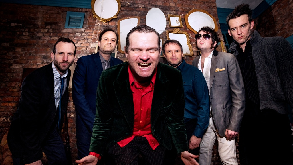 Electric Six - Live In Liverpool project video thumbnail