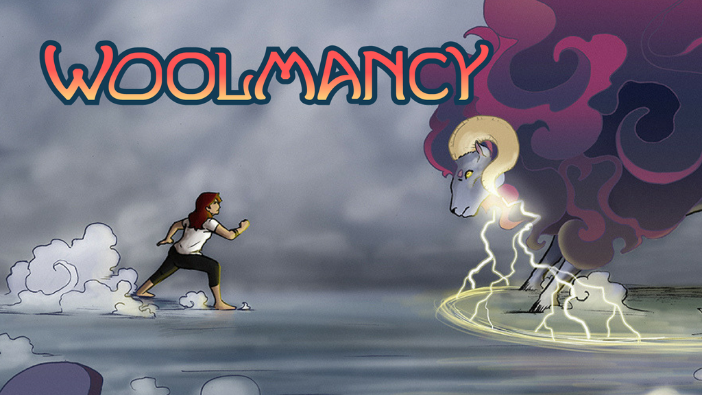 Woolmancy: A nerdy, magical graphic novel about friendship project video thumbnail