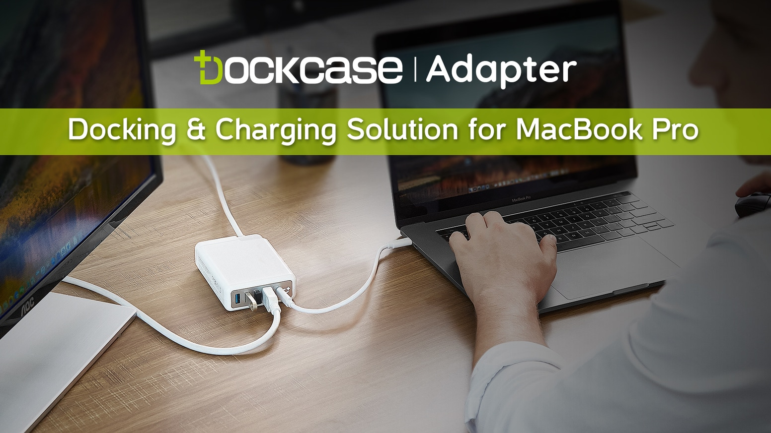 Missed the chance to pledge an award? Don't worry. DockCase Adapter QC/HD versions for 12'' MacBook, 13'' New MacBook Air, 13'' and 15'' MacBook Pro has been released on our official website!!!