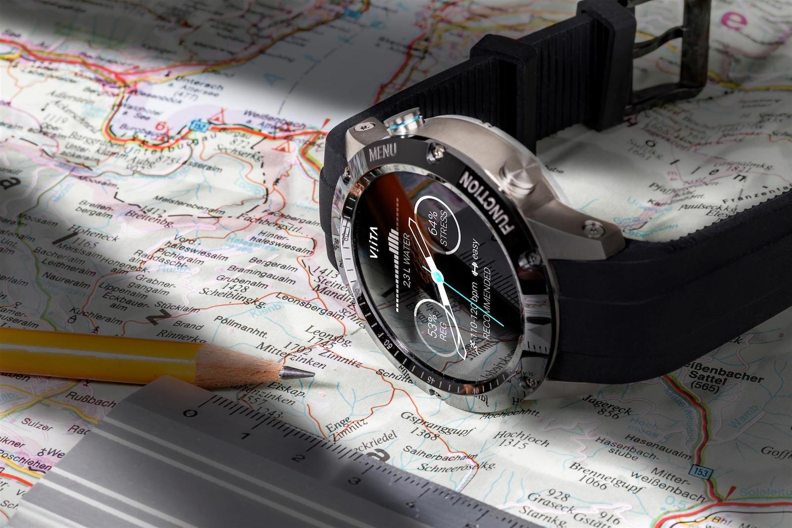 VIITA TITAN HRV - Redefining Smartwatches