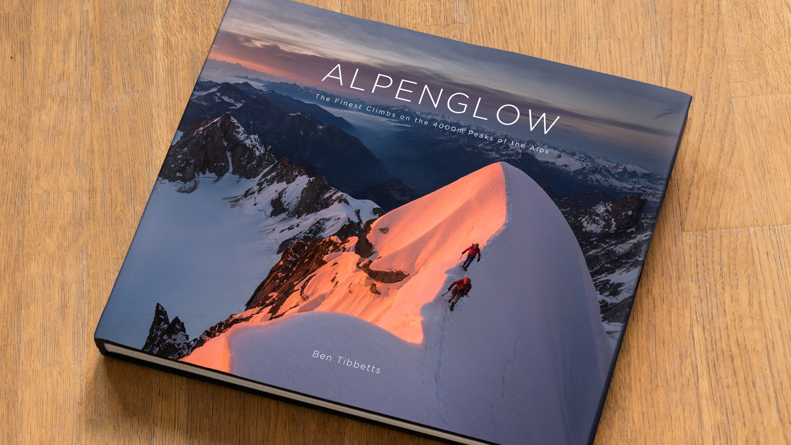 ALPENGLOW is a beautiful and inspiring book of photographs, drawings and stories from the highest peaks of the European Alps ––––––––––––––––––––– This Kickstarter campaign has ended! The book is AVAILABLE TO PRE-ORDER NOW at BENTIBBETTS.COM