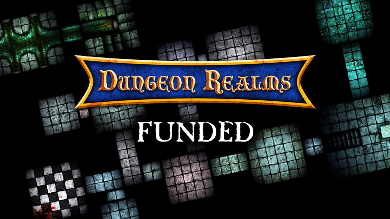 Dungeon Realms - A Dungeon Tile System for Tabletop RPG's by
