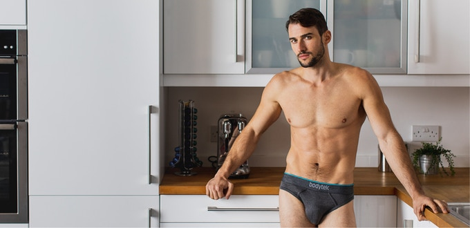 Superbly comfortable bamboo eco-underwear for men.
