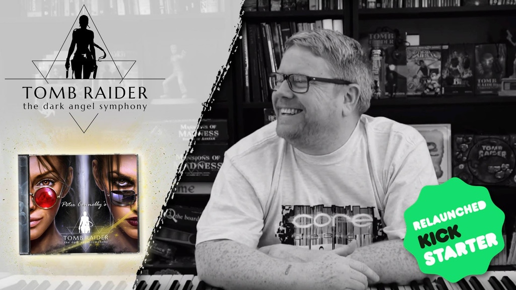 Tomb Raider: The Dark Angel Symphony (Reborn in Shadows) project video thumbnail