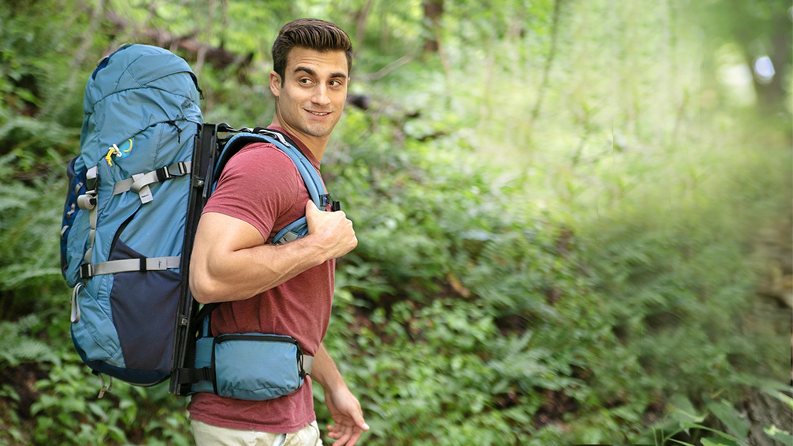 Reduce impact forces of walking or running by up to 86% with one of the biggest backpack innovations in decades! Now on Indiegogo In Demand