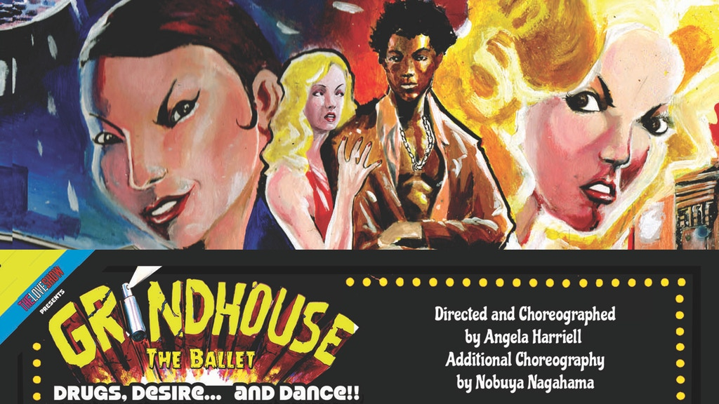 Grindhouse: The Ballet project video thumbnail