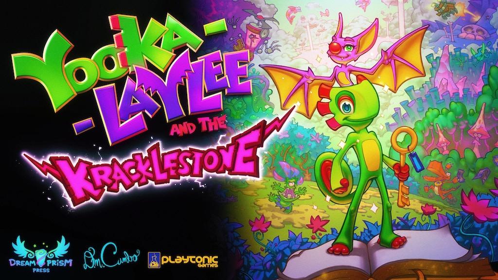 Yooka-Laylee and the Kracklestone