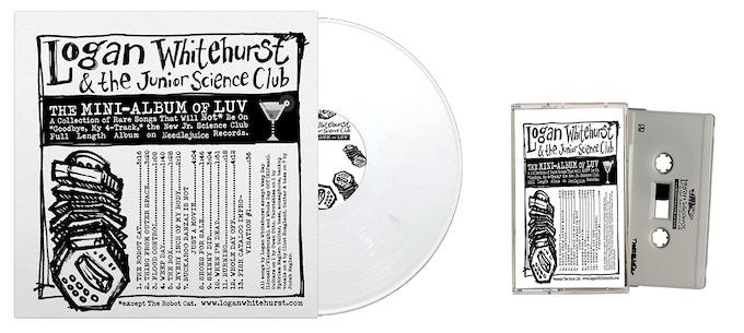 Logan Whitehurst Goodbye My 4 Track On Vinyl Cd