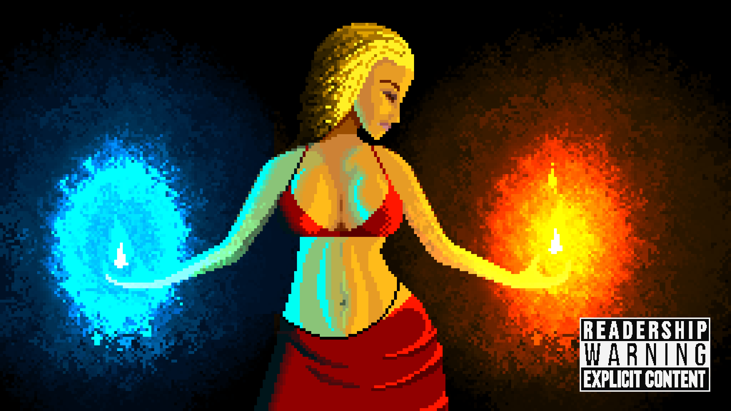 Fabled Four - A Pixel Art Adventure Comic (NSFW) project video thumbnail