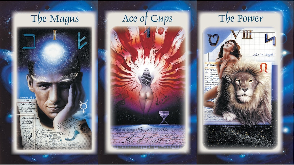 Project image for The New Roehrig Tarot - A Game of Inspiration (Canceled)