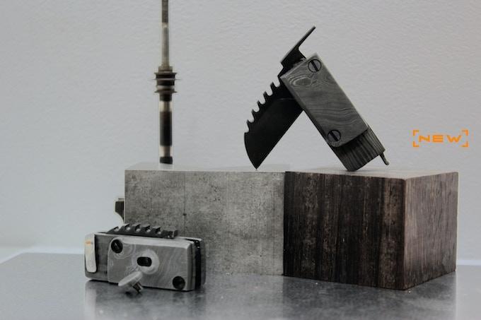 Legal Worldwide Knife model