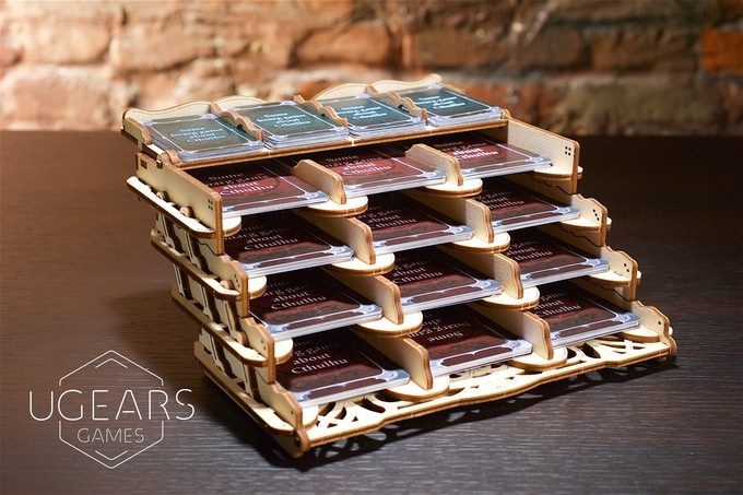 Ugears decks holder