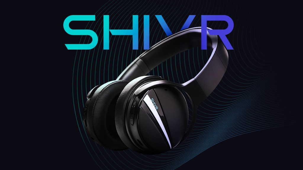 SHIVR -The Ultimate Noise Cancelling 3D Headphones