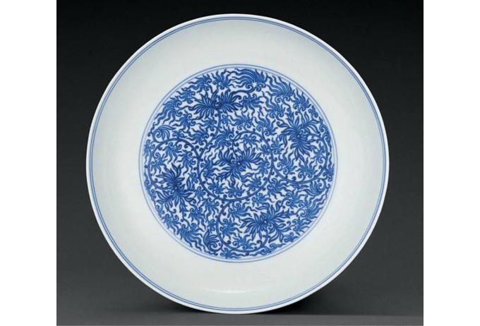 """""""Qinghua Ci"""" (青花瓷) ceramic"""