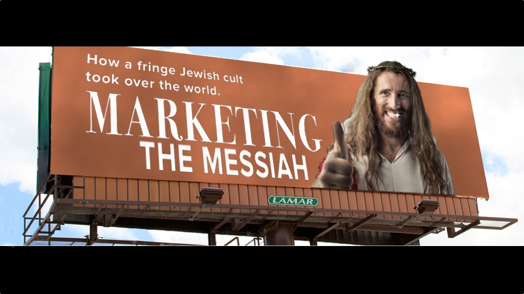 Marketing The Messiah: The History of Early Christianity. project video thumbnail