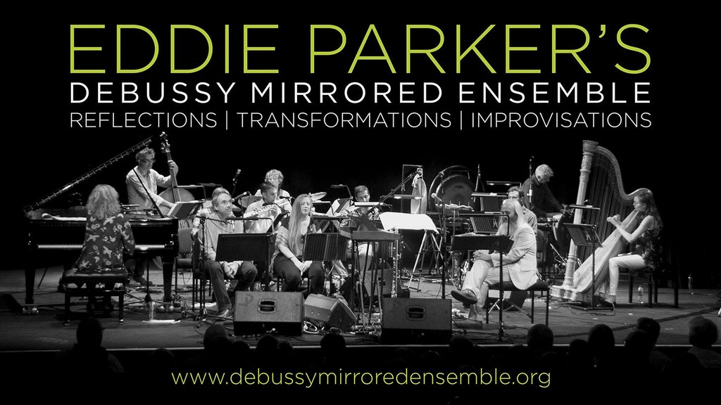 Eddie Parker's Debussy Mirrored Ensemble CD project video thumbnail