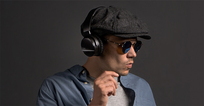 SHIVR-The Ultimate Comfortable Noise Cancelling Headphones by SHIVR