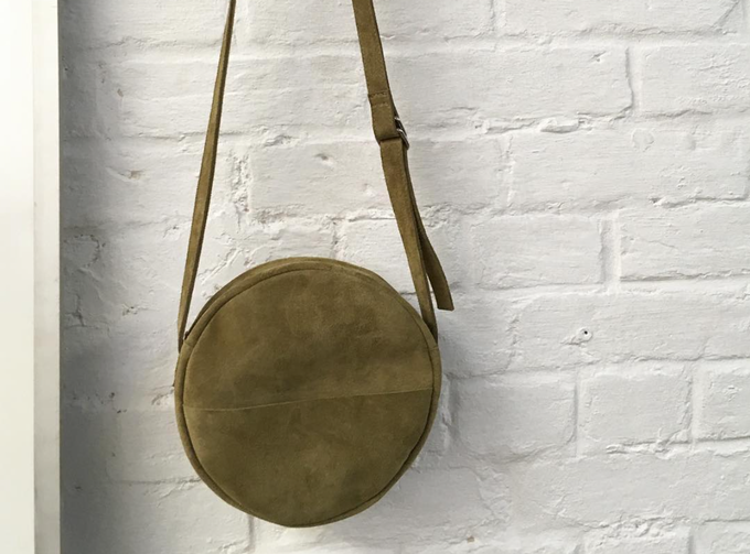 This circular side bag is a snippet from my newest collection and with your help, I aim to drive this through to manufacture. I need to reach £3,500 in order to do this.