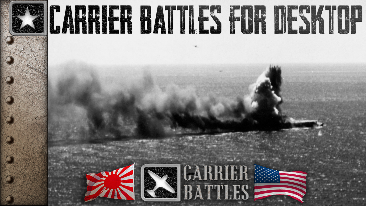 New PC, Mac, iOS and Android Version of Carrier Battles