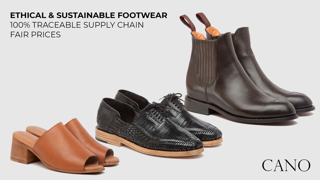 CANO – Handcrafted Footwear meets NFC Technology project video thumbnail