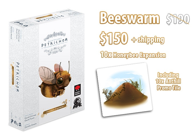 Base game required to play Petrichor: Honeybees