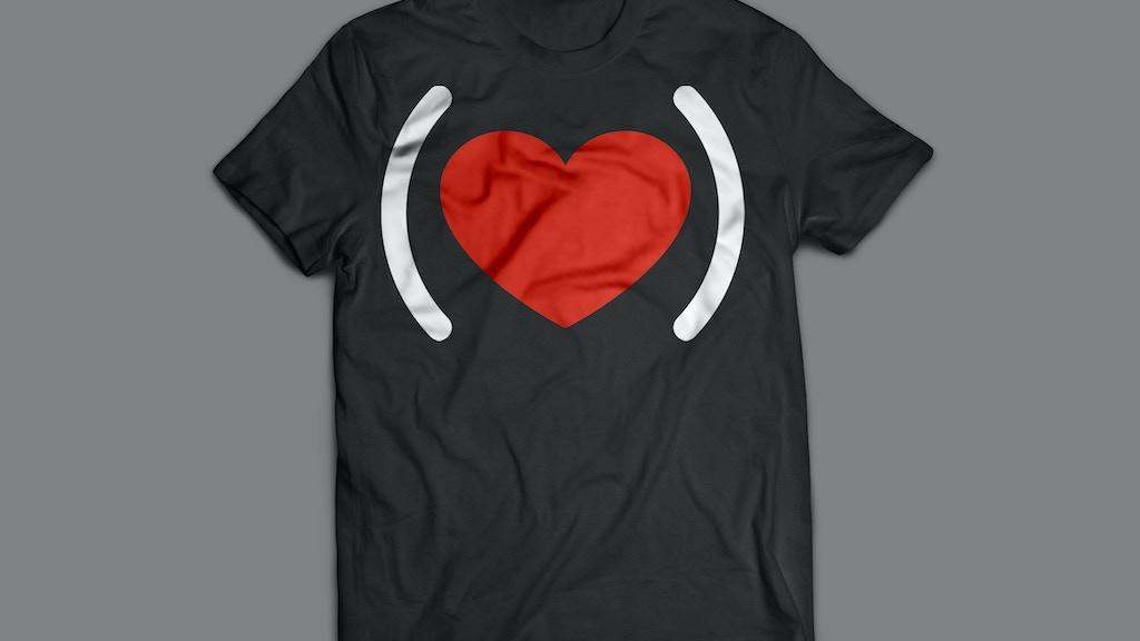 2913 Heart Tee