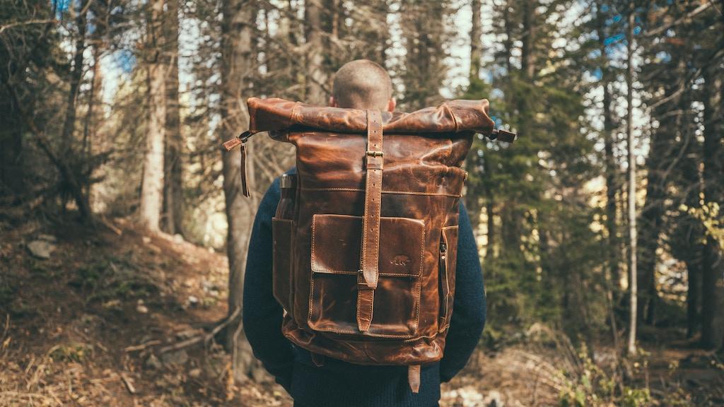 Kodiak Leather: Kobuk Leather Backpack project video thumbnail