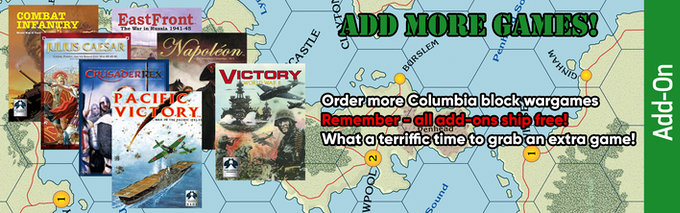 Click the image above for a list of all our wargames!