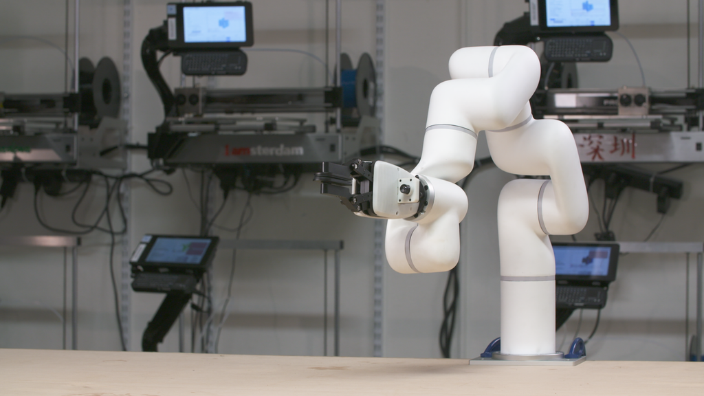 xArm – Most Cost-Effective Intuitive Industrial Robotic Arm is the top crowdfunding project launched today. xArm – Most Cost-Effective Intuitive Industrial Robotic Arm raised over $340493 from 0 backers. Other top projects include Universal Lens Cap 2.0 - The Only Lens Cap for Every Camera., Barrage, Méraud: Vintage Inspired Watches with Swiss Movement...