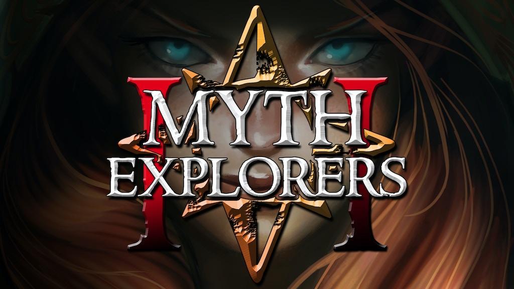 Mythexplorers II : RPG miniatures project video thumbnail