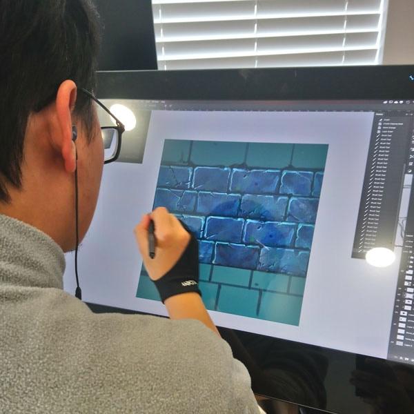 Dai drawing Walls