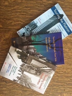 $100 – Set of Conservancy's Walking Tour Books.