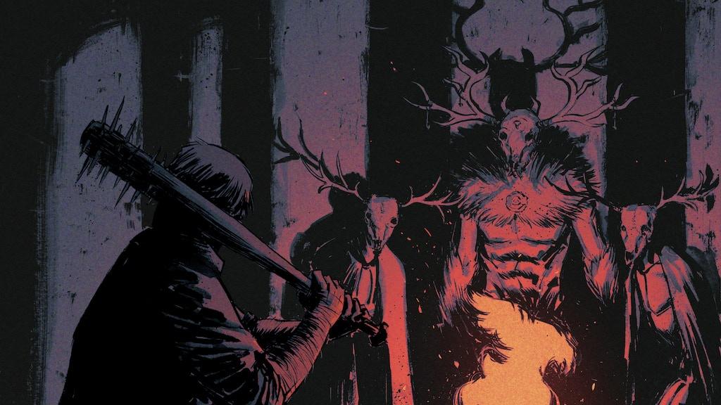 Wendigo Wood #1-#2 - A Folk Horror Comic project video thumbnail