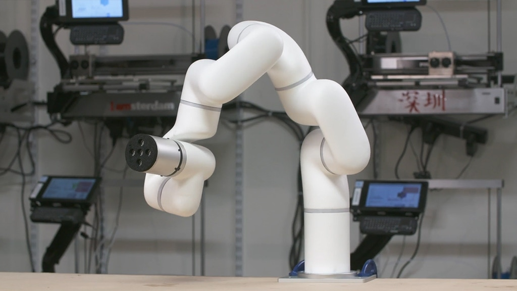 xArm – Most Cost-Effective Intuitive Industrial Robotic Arm project video thumbnail