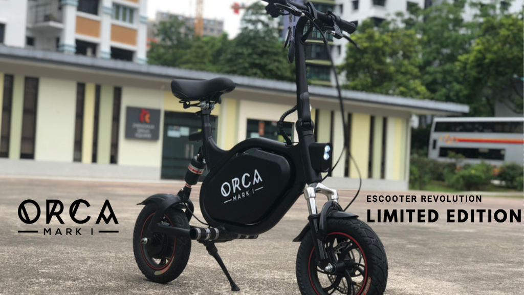 ORCA Mark I - Most Convenient and Powerful Electric Vehicle project video thumbnail