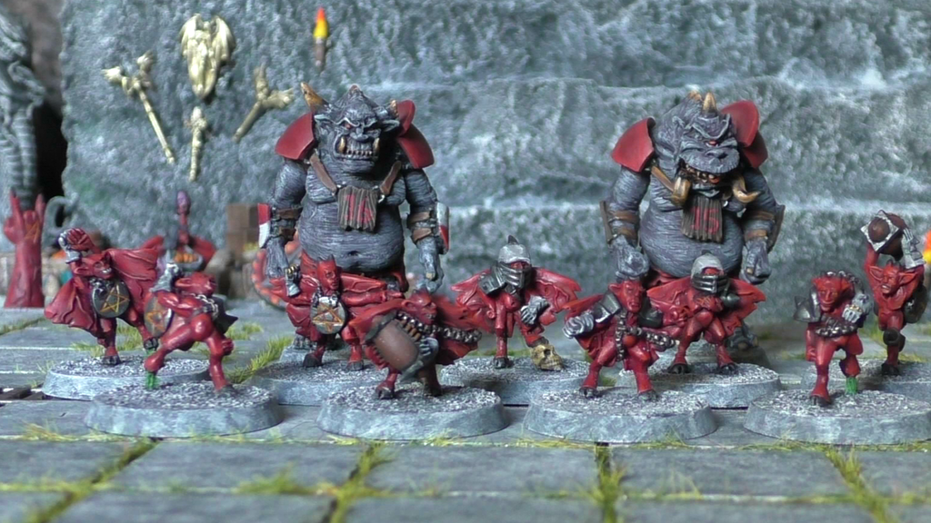 Project image for Hell's Minions - A Demonic Fantasy Football Team! (Canceled)