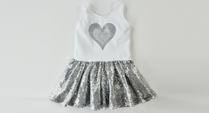 The iSparkle Dress