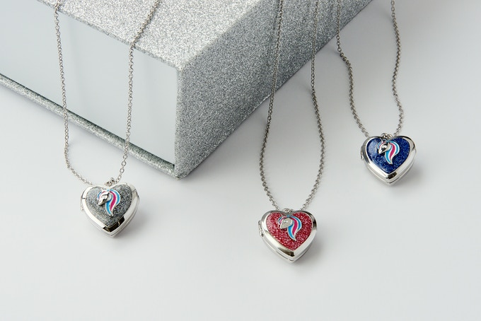 The Unicorn Locket Set