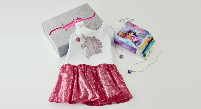 The iSparkle Dream Set