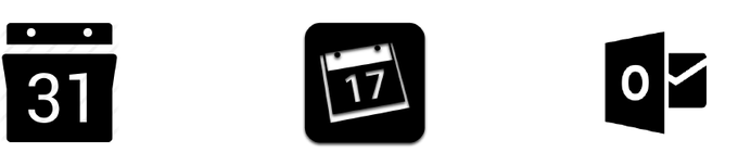 Supported Calendars