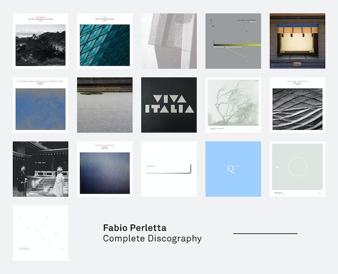 Fabio Perletta — Complete Discography (2013—2018)