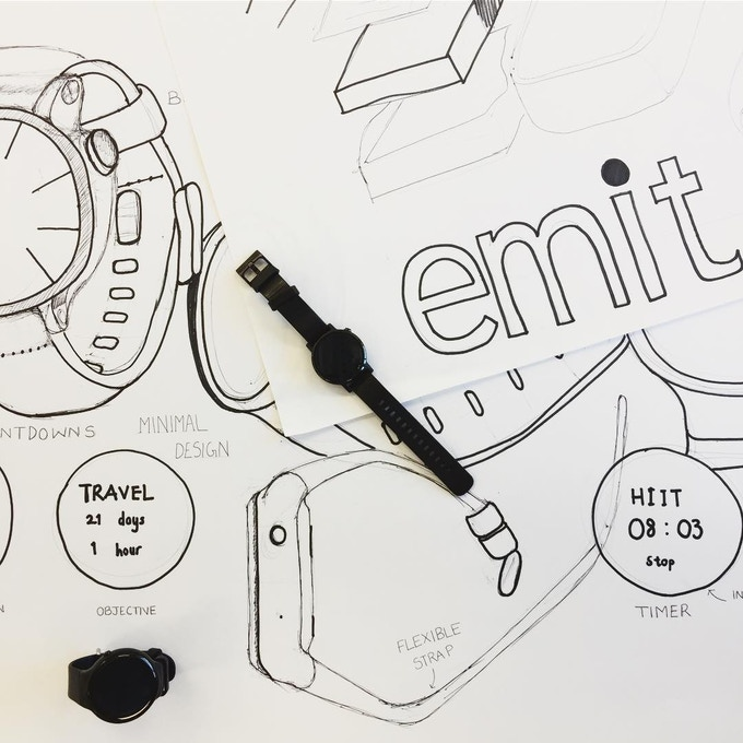 emit's Sketches and Prototypes