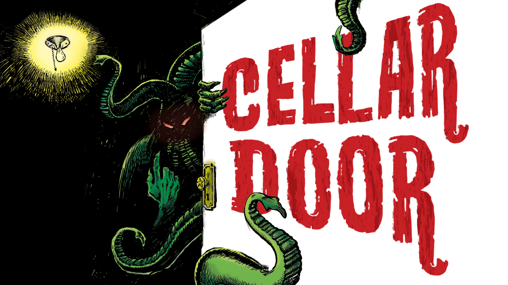 Cellar Door: A Scifi and Horror Graphic Novel Anthology project video thumbnail